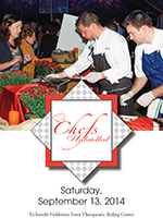 2014 Chefs Unbridled Invite