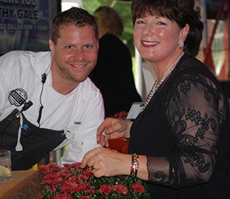 Chef & Betsy - 2013