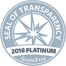 GuideStar 2018 Platinum