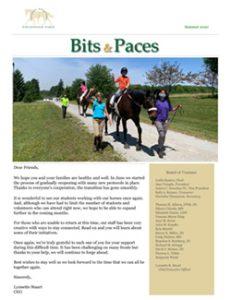 Fieldstone Farm - 2020 Summer Newsletter Cover